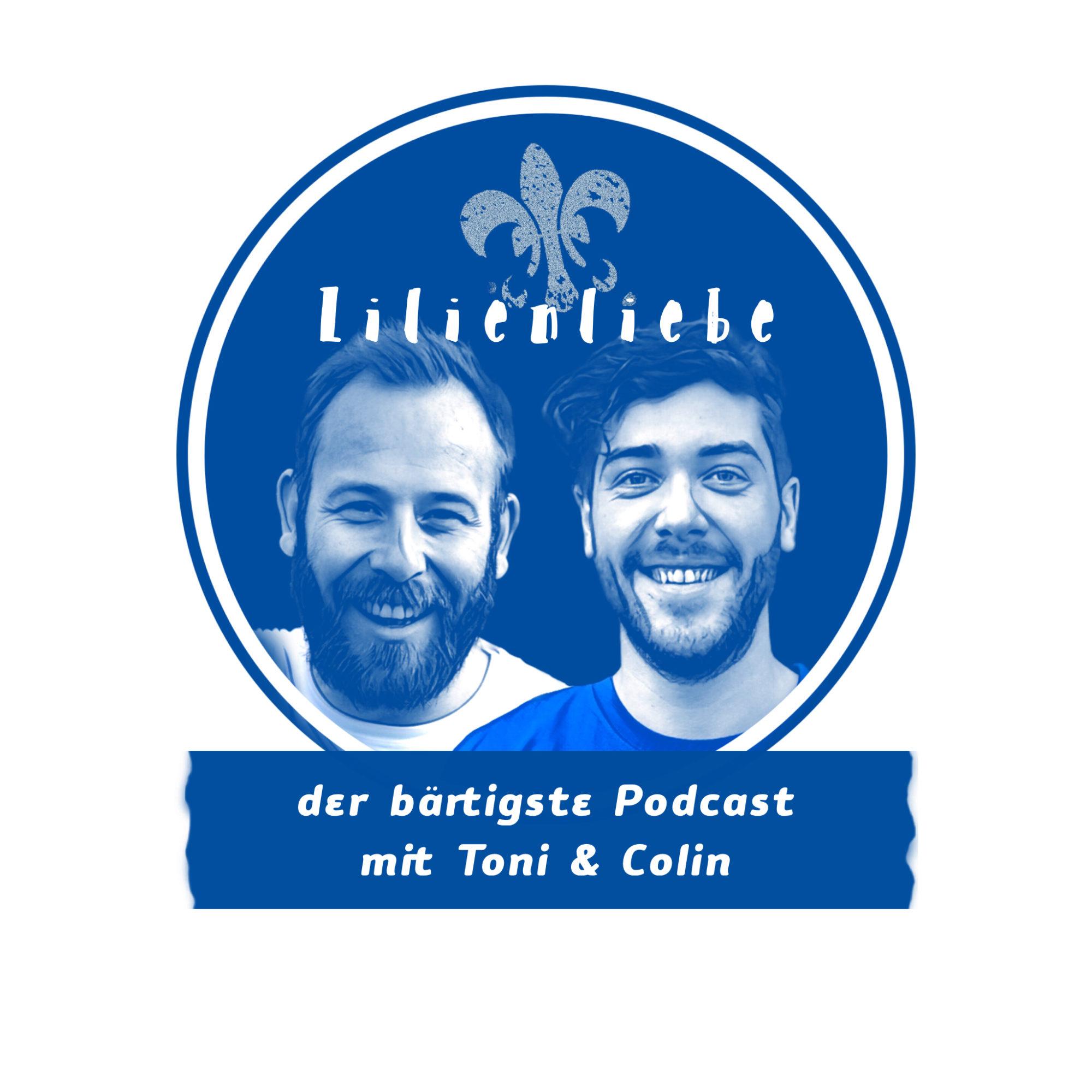 Lilienliebe – Der bärtigste Podcast über den SV Darmstadt 98 mit Toni Sailer & Colin Mahnke